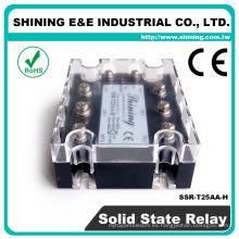 SSR-T25AA Sitio web de Alibaba Fotek Tipo Relé de Estado Sólido Trifásico