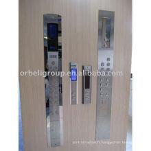 Panneau de commande Hall d'ascenseur (HOP, COP, LOP), Pièces de levage