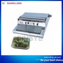 Mano que envuelve la máquina para el alimento / la fruta / la carne (HW-450)