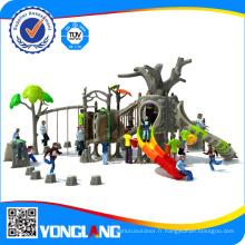 Meilleur terrain de jeux pour l'école et le parc