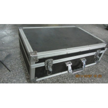 Aluminium Case (Black) with Foam Lining (BC-47)