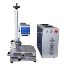 Máquina de grabado láser de fibra de marcador de metal