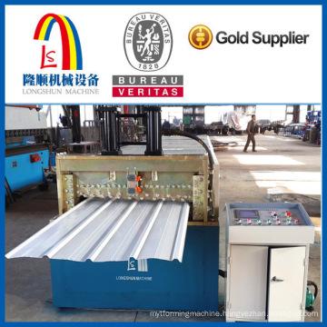 Automatic Corrugated Metal Roof Steel Sheet Making Machine
