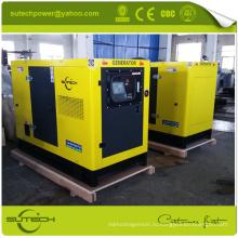 портативный Купер супер молчком тепловозный генератор 7.5 кВА с 220В 50Гц двигатель камминс