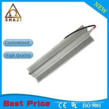 Approuver l'élément de chauffage de climatisation CE et UL avec un évier en aluminium