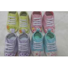Sapatas de passeio da criança do bebê Sapata das crianças da sapata do miúdo (BH-10)
