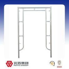 Acero bs1139 puerta marco / h tipo andamio de marco para la venta