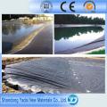 Ширина пленки 4м Геомембраны, HDPE пруда лайнер используется для свалки