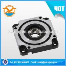 Finition du couvercle du moteur en aluminium moulé