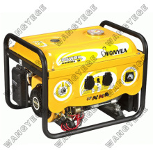 Gasoline 4 stoke low fuel consumption 2.5kw generator