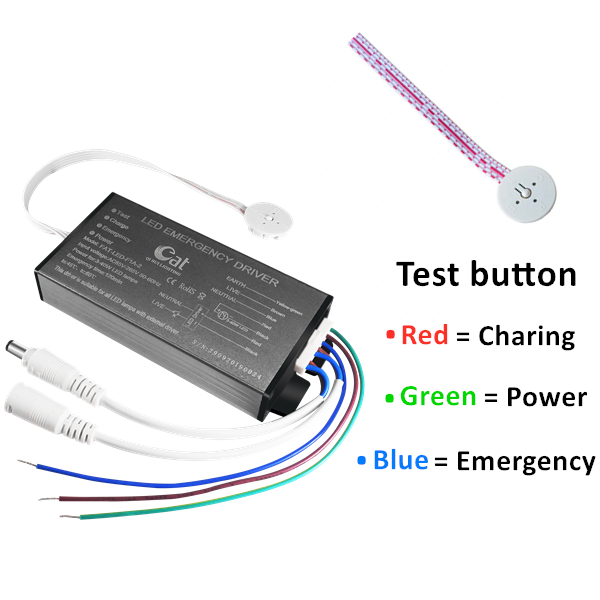 led emergency kit light