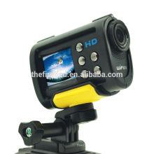 IShare S10W Full HD cámara de deporte 1080P WiFi cámara de vídeo de gran angular de 170 grados de acción para el casco Mini Sport DV