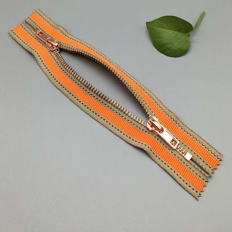 Promotional 12 inch zipper