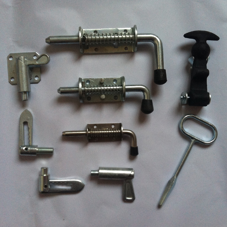Spring Latch Bolt in Other Truck Spare Body Parts