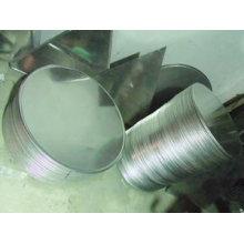 Disque d'aluminium des ustensiles de cuisine