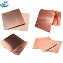 20 Calibre Folha De Cobre Macio Meia placa de cobre Duro 1000mm preço por kg