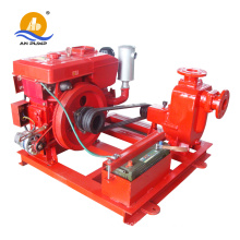 QZX series diesel engine Self-priming water pump,sewage pump