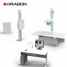 DW-3600 Machine à rayons X numérique haute fréquence avec table bucky