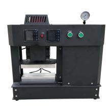 Placas de calefacción eléctricas Doubel Rosin Dab Press Machine para Rosin Hash