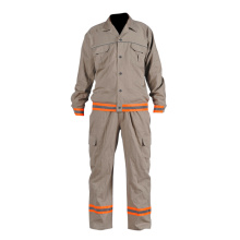 Flame Resistant Ligh Weight Safety Coverall