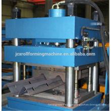 Máquina formadora de rollo de barandilla de carretera de alto rendimiento