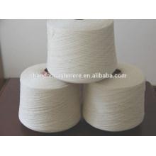 fio de microfibra 100% fio de caxemira fio de caxemira puro da fábrica China para lenço de malha fio de mongolia