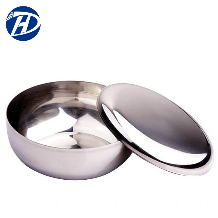 Kimchi stainless steel bowl