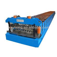 YTSING-YD-0311 Rouleau formant le rouleau de métal de plate-forme de plate-forme formant la machine