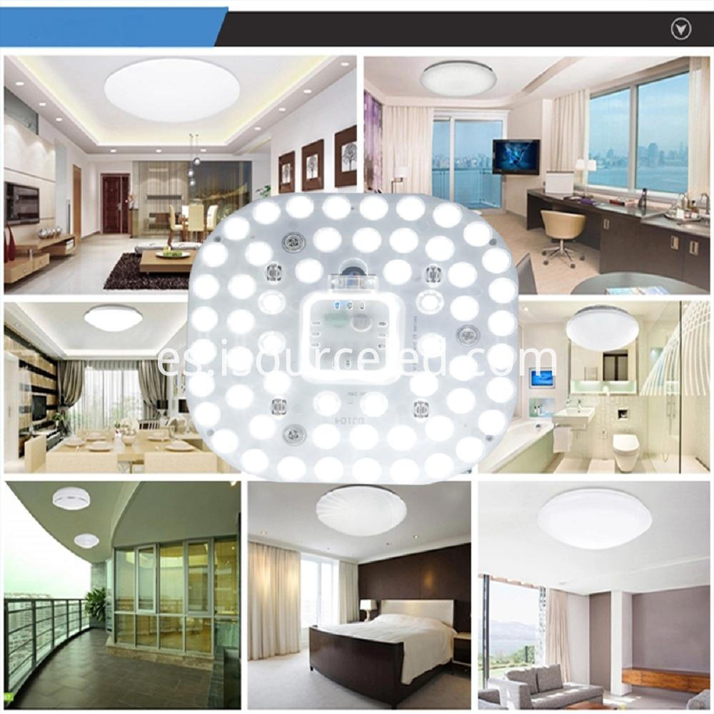 Ceiling Led Round Modules