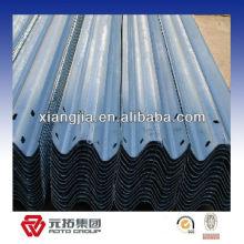 Garde-corps d'autoroute en acier galvanisé d'occasion à vendre de Chine