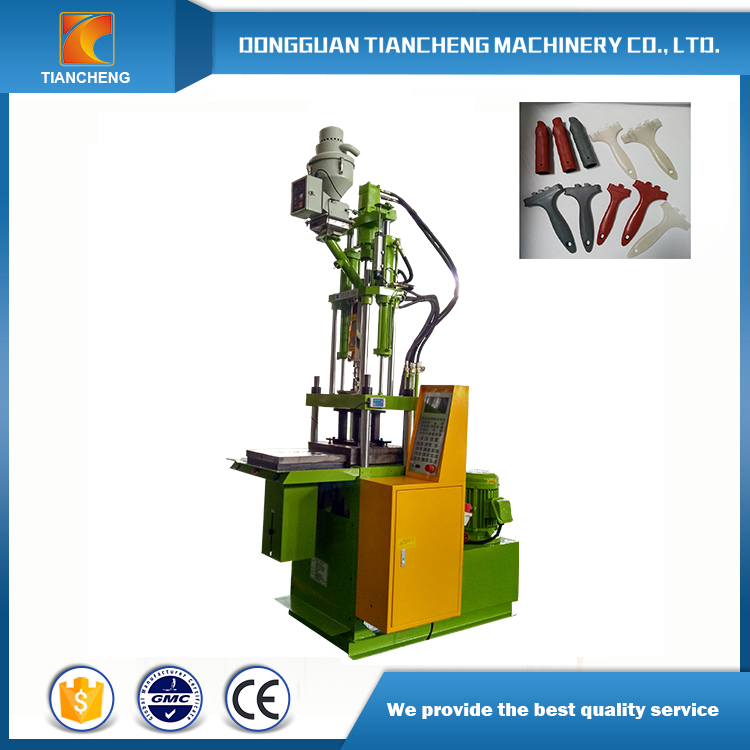 Vertical Single Slide Table Injection Machinery