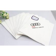 100% 2-Ply Nakpin Coton Tissu Prix Serviettes de Coton Blanc