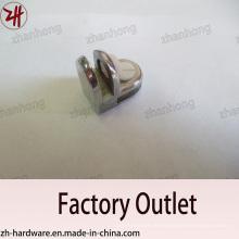 Fabrik Direktverkauf Patch Fitting Glas Regal Brackets (ZH-8038)