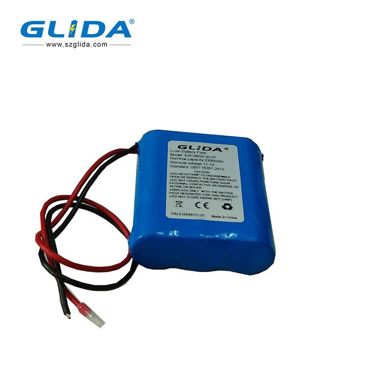 Li-Thium Battery Pack