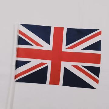 UK Car Hood Window Flag