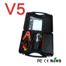 12V 16V 19V output battery booster for gasoline and diesel car with torch light