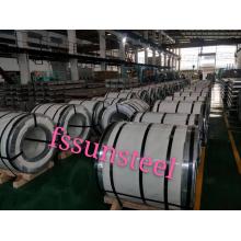 201 bobinas de aço inoxidável