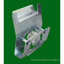 Indoor 50mm Low Profile Head Rail Venetian Window Blind Accessories