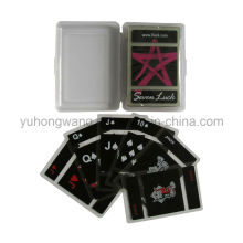Transparent PVC Playing Card Game Card, Board Game
