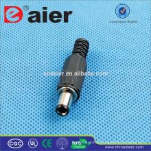 Daier Metal 2.1mm DC2.1 DC Power Jack / / Conector Jack / Plugue Elétrico