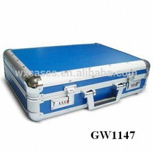 strong&portable aluminum suitcase from China factory wholesales