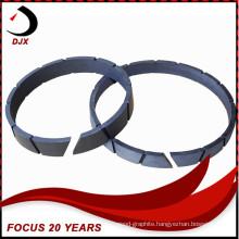 Segmentation Graphite Seal Ring