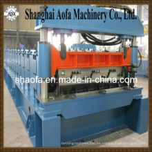 Bemo Floor Deck Roll Forming Machine (AF-D025)