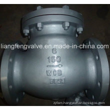 Swing Check Valve with Flange End RF