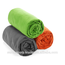 Suede Chill Towel