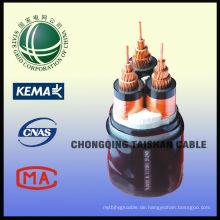 State Grid 33KV CU XLPE Feuerwiderstand FR Kabel
