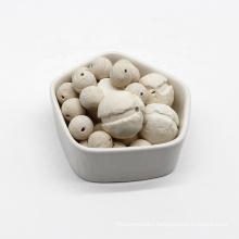 Alumina Porcelain Porous Ceramic Catalyst Media Ball