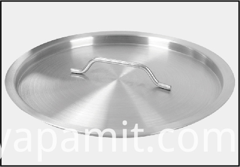 Thickened stainless steel cover