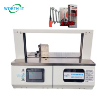 Industrial Commodity Bundling Machine Banding Machine for Mailing