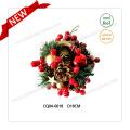 Specially Designd Dia. 17cm Popular Candlestick Décoration de Noël Produits en plastique Accueil